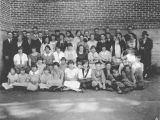 Pine City school students, Pine City, Washington, 1924-1925