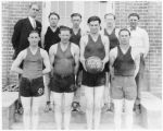 Pine City boys basketball team, Pine City, Washington, 1926-1927