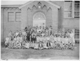 Pine City school students, Pine City, Washington, 1926-1927