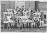 Pine City High School students, Pine City, Washington, 1933-1934
