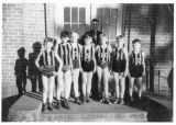 Pine City sixth grade basketball team, Pine City, Washington, 1939-1940