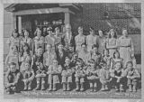 Pine City school students, Pine City, Washington, 1931-1932