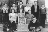 7th & 8th grade students, Pine City, Washington, 1941-1942