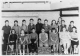 4th, 5th, 6th grade students at Pine City, Washington in 1939-40