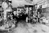 Hardware store, Colfax, Washington, circa 1900