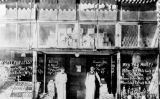 Grocery store, Colfax, Washington, circa 1910