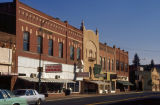 Dreifus, Nixon, Walker (Rose Theater), and Schmuck Buildings, Colfax, Washington, 1987