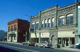 Barroll and Mahoney building and Binnard Block bulilding, Colfax, Washington, 1986