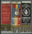 Knights of Pythius ribbons