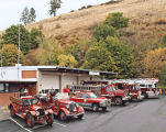 Colfax Fire Department Fire truck fleet
