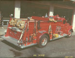 1951 Dodge Engine at Colfax Fire Department