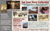 San Juan Story Collection: Every object tells a story, Friday Harbor, Washington, February -...