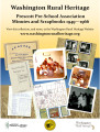 Promotional poster and bookmark for Walla Walla County Heritage, Prescott, Washington, 2013