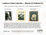 Promotion of the Northwest School Collection, La Conner, Washington, 2015