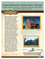 Historic barns collection flyer, Ellensburg, Washington, 2011