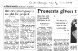 Historic photographs sought for project, Omak, Washington, December 28, 2011