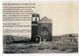 Promotional materials for new collection added to Ritzville Heritage, Ritzville, Washington, 2012...